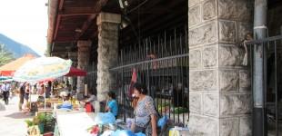 Market in Kotor